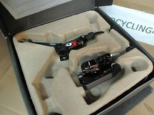 SRAM Avid XO Hydraulic Disc Brakes Set Rear Front Cycling MTB Carbon 185mm Rotor