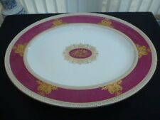 WEDGWOOD COLUMBIA SMALL PLATTER 36CM