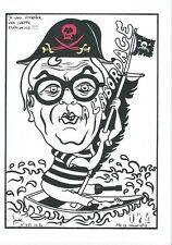 CPM - Postcard Jacques Lardie Designer Satirical N°