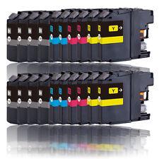 20x Tintenpatronen kompatibel für Brother MFC-J 5320 DW XXL mit Chip