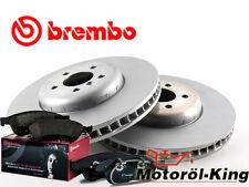 Brembo2 Bremsscheiben Belüftet 312 mm für BMW Bremsbeläge Vorne u.a