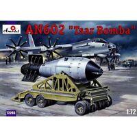 Amodel 72265 - 1/72 AN602 TSAR Bomba, scale plastic model kit