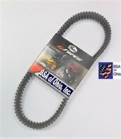 GATES SNOWMOBILE DRIVE BELT FOR POLARIS 800 PRO RMK 163 2016 217 2018 2019 2020