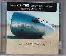 CD : A-Ha - Minor Earth Major Sky