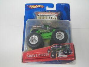 Hot Wheels Monster Jam Grave Digger 2005 #1
