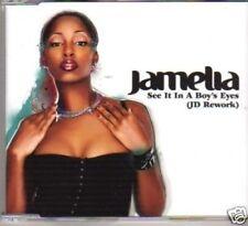 (261W) Jamelia, See It In A Boy's Eyes - DJ CD