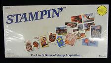 Vintage Cash Flow Stampin' Acquisition Game : Still in Shrinkwrap - Never Opened