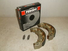 Rear Brake Shoes for Piaggio Fly, Liberty, Free, Hexagon and Skipper Scooters