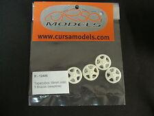 Slot 1/24 - Tapacubos 19mm Speddline 5 b (wheel covers)