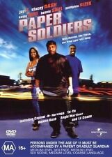 Paper Soldiers (DVD, 2004) Region 4 (VG Condition)