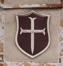 Crusader Shield AOR1 Patch NSWDG DEVGRU Gold Squadron Team ST6 Zero Dark Thirty
