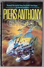 Piers Anthony - Ghost - 1st UK Edition in Dustwrapper, 1988 - Severn House