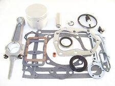 fits Kohler K301 12 HP STANDARD engine rebuild kit complete FREE  tune up
