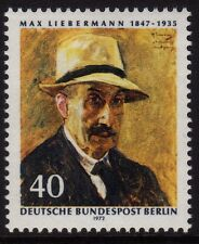 Germany Berlin 1972 Max Liebermann SG B422 MNH