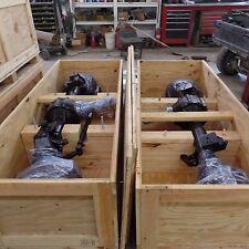 Front and Rear Unimog FLU419 Axle set portal drop Rock Crawler Rebuilt