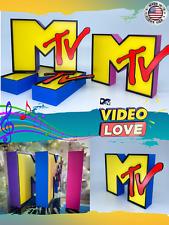 MTV Logo Decoration Sign