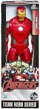 Marvel Avengers Titan Hero Series Iron Man 12 Inch Figure By Hasbro