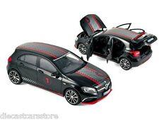 Norev 2012 MERCEDES BENZ A 250 SPORT BLACK 1/18  Diecast Car 183596