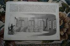 1856 Stich n 82 / Darmstadt Turnschule