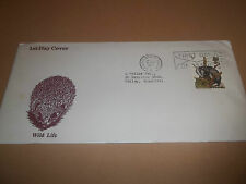 FIRST DAY COVER ~ WILD FLIFE 5 OCTOBER 1977 EXCELLENT