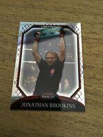 Jonathan Brookins  UFC 2011 Topps Finest Refractor# 61  237/888