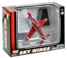 Motormax 'Sky Wings' - BAe Hawk 'RED ARROWS' - Model Scale 1:100