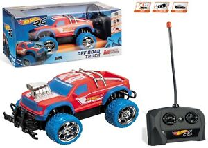 Hot Wheels RC Off Road Truck Ages 3+ New Toy Remote Control Car Fun Boys Play