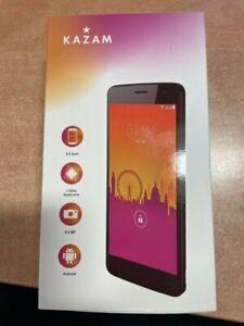 Kazam Trooper 555 Android 8GB BLACK DUAL-SIM Smartphone