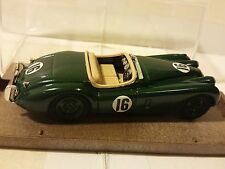 Brumm Jaguar 1948 HK120 Hp160 1:43 Scale Le Manns Series R104 Oro