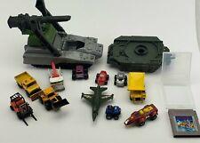 Junk Drawer Lot Vtg Gi Joe. Cars. Trucks. Toys. Gameboy Game. Etc. Collectables