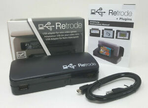 NEW Retrode 2 SNES / Super Nintendo + Genesis Cart Reader - Dump + Backup Saves!
