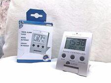 La Crosse Technology Radio Controlled Travel Alarm Clock  WT219 PM