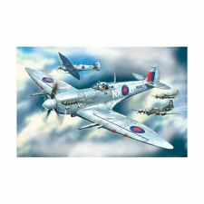 Icm Icm48062 Spitfire Mk.VII WWII British Fighter 1/48