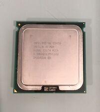 Intel Quad core Xeon E5420, 2.5 GHz