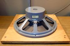 """Vintage James B. Lansing Sound 15"""" Speaker Model D130 - 16 Ohms"""