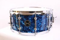 Birch Shell Celluloid Wrapped Acoustic Snare Drum 14x6 FREE Gift Included