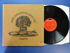 TRAFFIC  JOHN BARLEYCORN MUST DIE polydor German orig LP