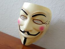 Guy Fawkes Mask.  Standard One Size.  From the movie V For Vendetta.
