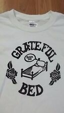 funny Cool GRATEFUL BED Grateful Dead style Shirt Medium