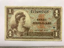 MPC Series 521 1 Dollar Fine #14837