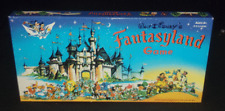 Walt Disney Fantasyland Game Re-Issue Of The Classic Disneyland Board Game
