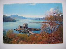 Eilean Donan Castle, Loch Duich.  (Near Dornie, Morvich, Kyle, Skye etc)