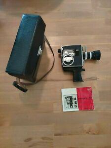 Alte Filmkamera Bolex, K 2, schwarz