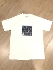 Nwot Vtg 1990s Original Saturday Night Live Chris Parnell Square Block T Shirt M
