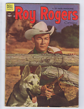 Roy Rogers #79 Dell 1954