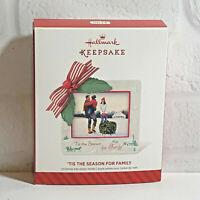 zz4cd Very special Nurse Christmas TIS THE SEASON SANTA Ornament ganz