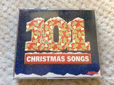 101 Christmas Songs - 4 x CD Set (CD 2007)