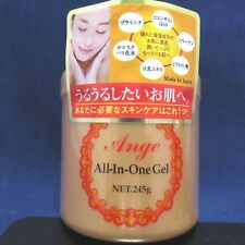 Japan Ange all-in-one gel in Placenta coenzyme Q10, collagen,hyaluronic acid