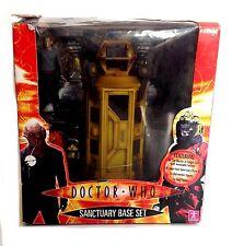 """1 BBC TV Doctor Who sanactuary base 5 """"figura Set inutilizzati, box danneggiato, RARA"""