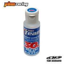 Team Associated Factory Team 30 Weight RC Silicone Shock Oil 2oz Bottle AS5422